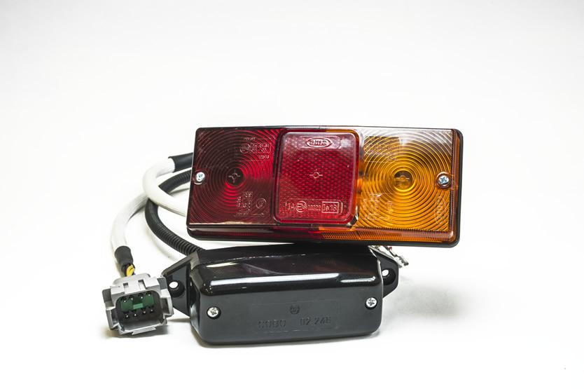 Cablaggi luci automotive