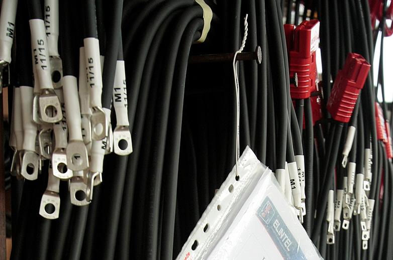 Elintel cablaggi elettrici per batterie